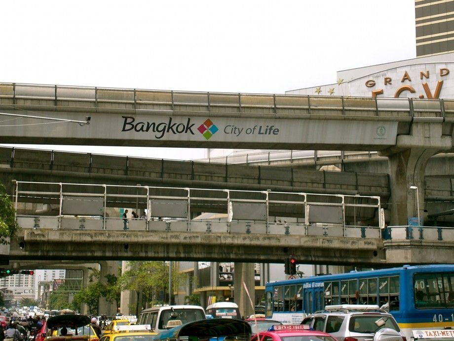 Bangkok, City of Life