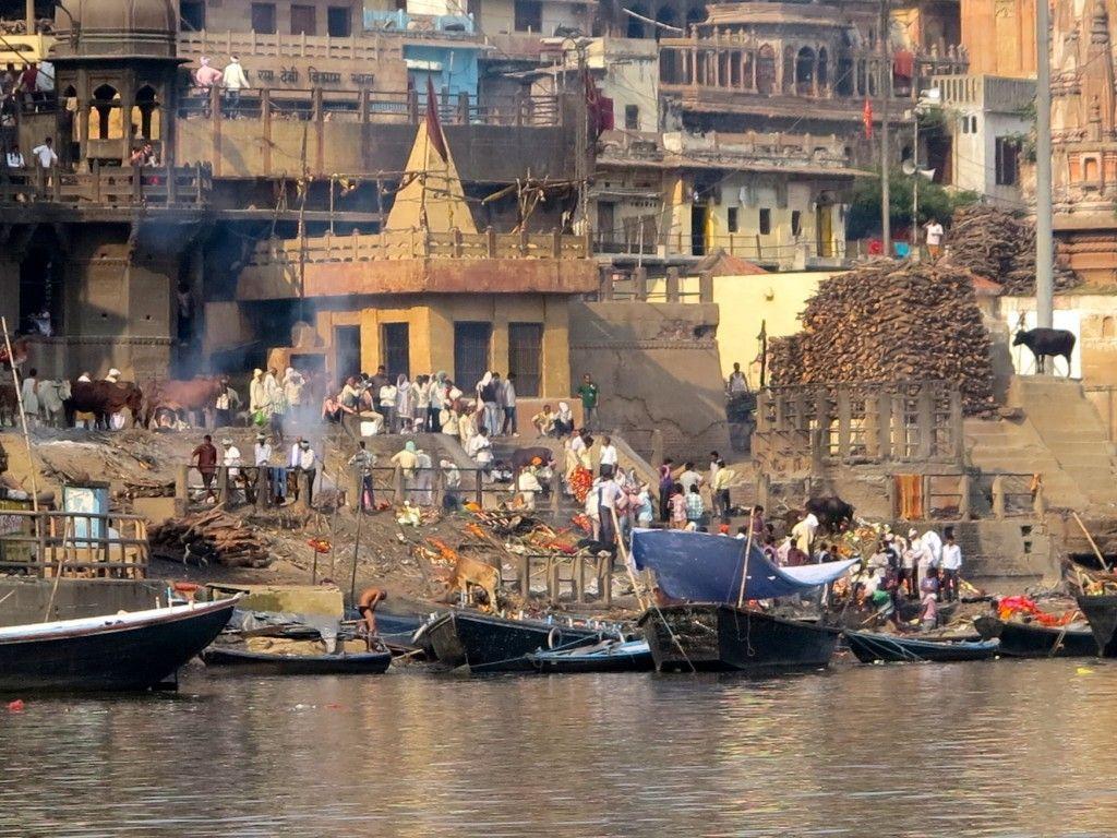 Ghats del Ganges