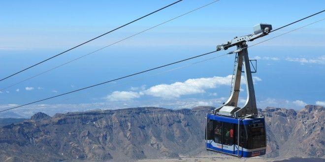 Pico Teide en teleferico