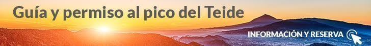 Guia y permiso al pico del Teide