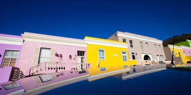 Casas de Colores Bo-Kaap