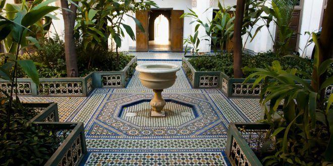 Riad recomendado en Marruecos