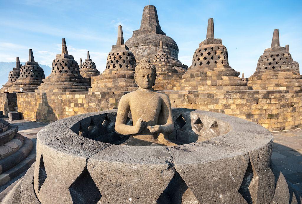 Borobudur Tour From Jakarta