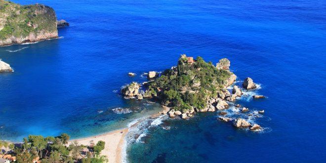 Isola Bella en Sicilia