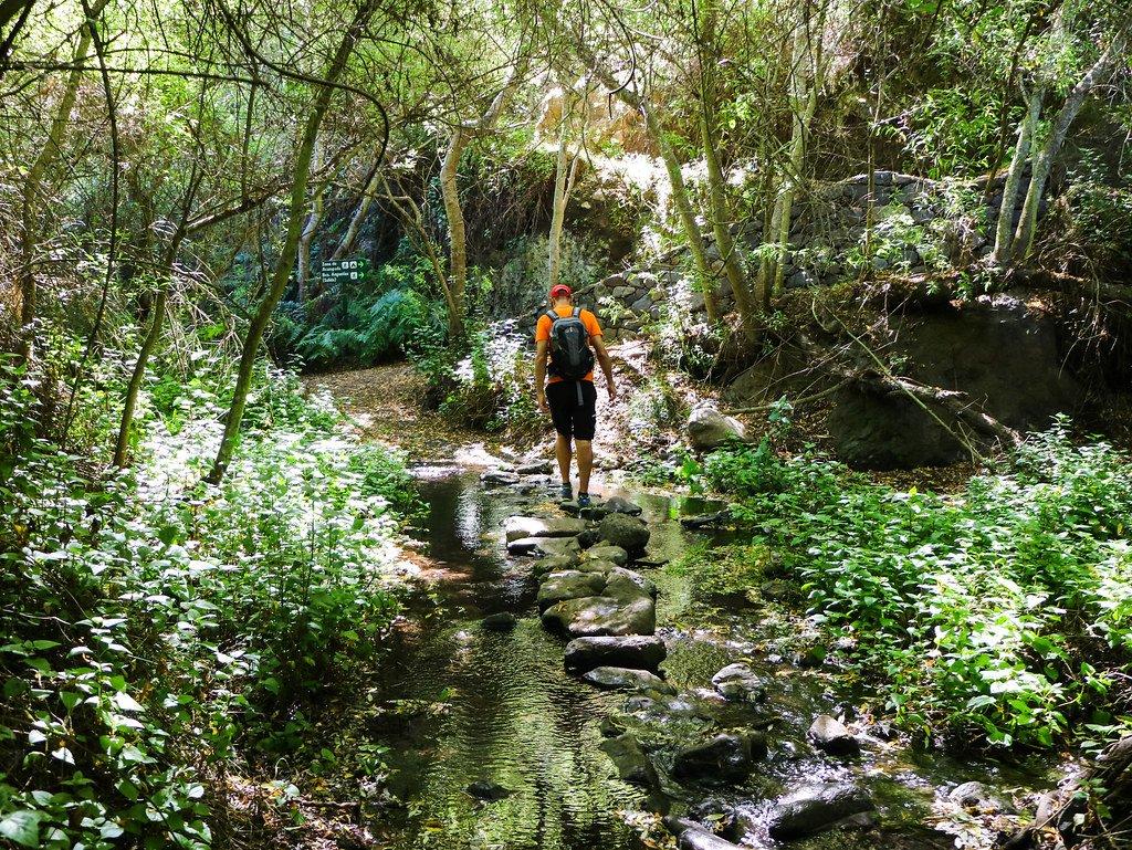 Ruta Los Brecitos a Barranco Angustias