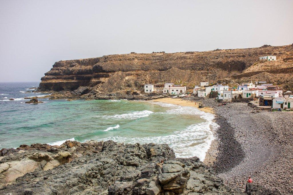 Playa de Los Molinos en Fuerteventura