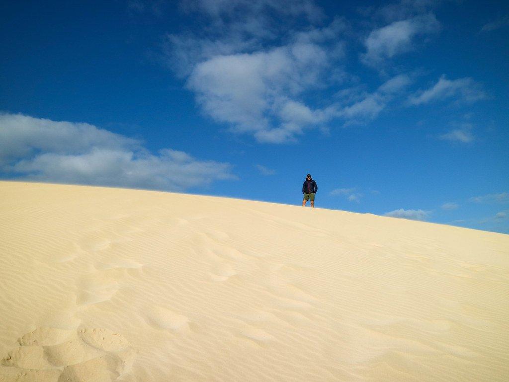 Ver las Dunas de Corralejo en Fuerteventura