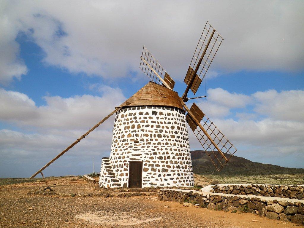 Visita recomendada en La Oliva