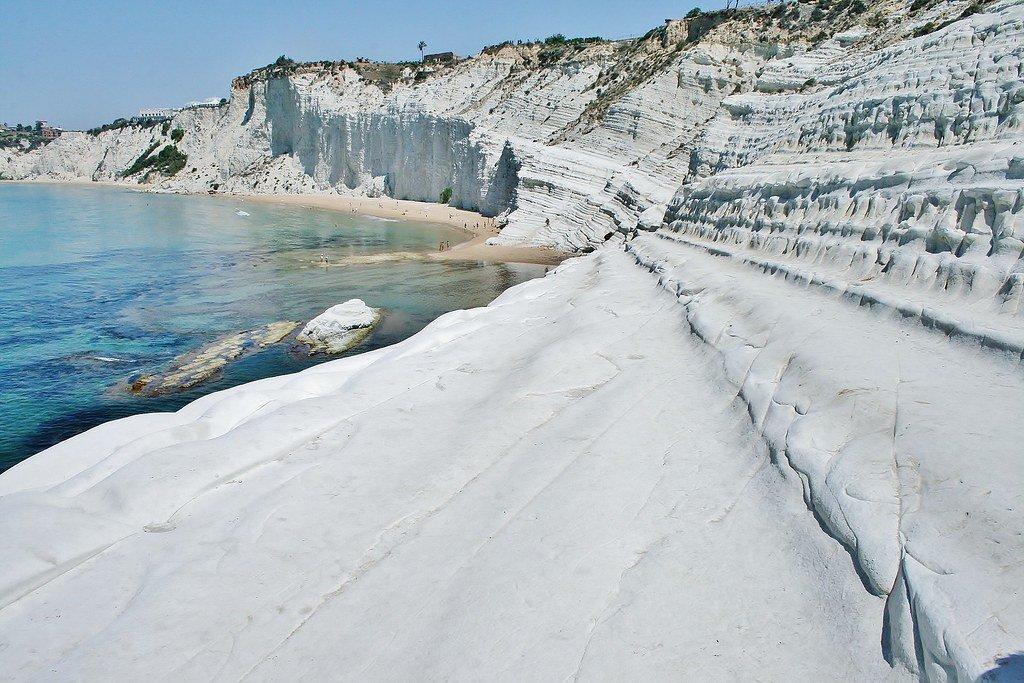 Playa de la Scala dei Turchi