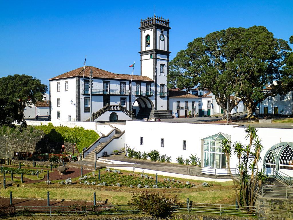 Ayuntamiento de Ribeira Grande en São Miguel