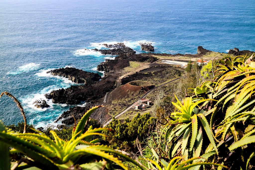 Miradouro Ponta da Ferraira es uno de los mejores miradores de Sao Miguel