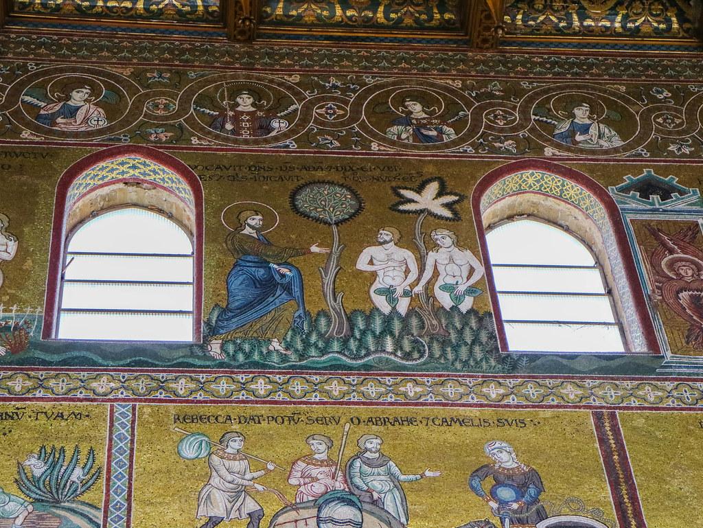 Mosaicos de la Catedral de Monreale