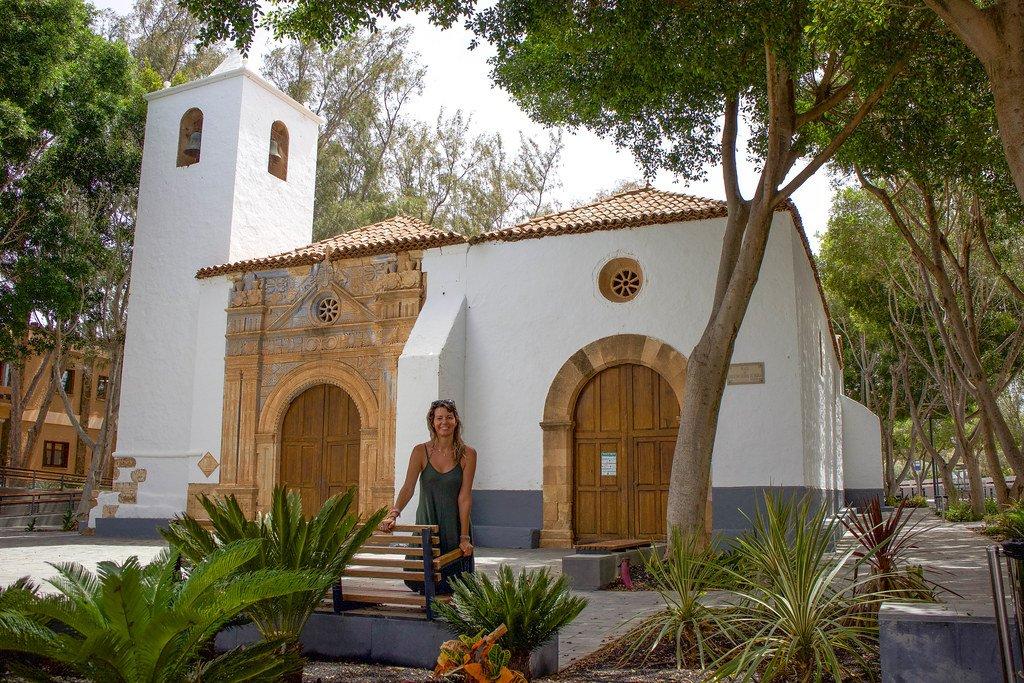 Iglesia de Nuestra Señora de Regla en Fuerteventura