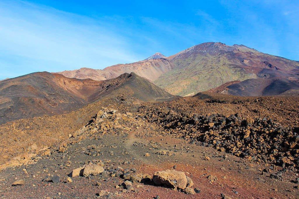 Visitar las islas Canarias y sus volcanes